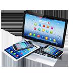 Mobile & Laptop