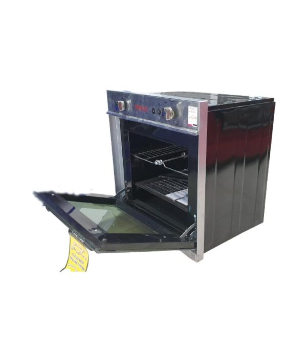 Profile Built in Oven P01 Silver 52 liter