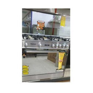 Profile Built in Oven P34 Silver 52 liter