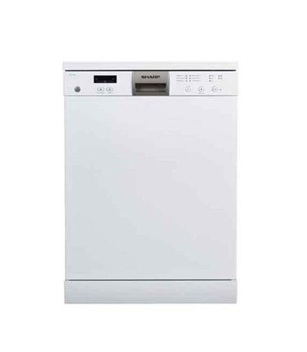 Sharp Dishwasher QW-V634X/Z 6-Programmes Free Standing
