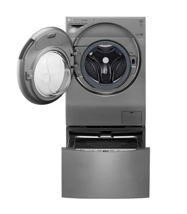 LG Washer & Dryer F20L2CRV2E2 Front Load Dual Washer